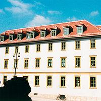 Wohn- und Geschäftshaus in Weimar, Burgplatz