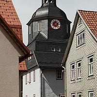 Kirche in Oberschönau