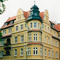 Wohnhaus in Jena, Frommannstraße 7