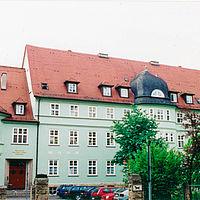 Alte HNO-Klinik Jena, Lessingstraße 3