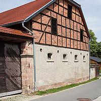 Nebengebäude in Hainbücht, Hainbüchter Straße 16