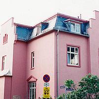 Wohnhaus in Jena, Ibrahimstraße 31
