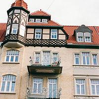 Wohnhaus in Jena, Käthe-Kollwitz-Straße 8