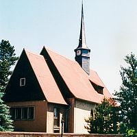 Kirche in Jena-Göschwitz