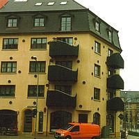 Wohn- und Geschäftshaus in Jena, Nollendorfer Straße 15