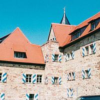 Altes Schloß in Lobeda