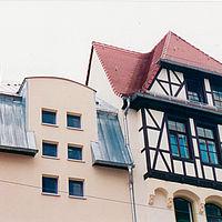 Geschäftsgebäude der Volksbank in Jena, Johannisplatz