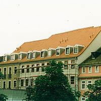"""Wohn- und Geschäftshaus """"Weimarischer Hof"""",  Jena, Unterm Markt 4"""