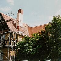 Wohnhaus in Halle