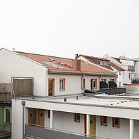 Wohnhaus in Jena, Bachstraße 19/20
