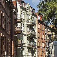 Wohnhaus in Jena, Jahnstraße 15